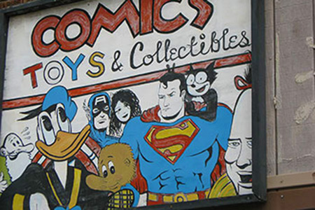 Love your Comic Book Store!