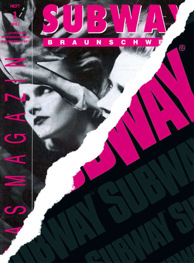 SPLIT Cover SUBWAY