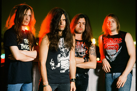 Gods of Thrash Metal