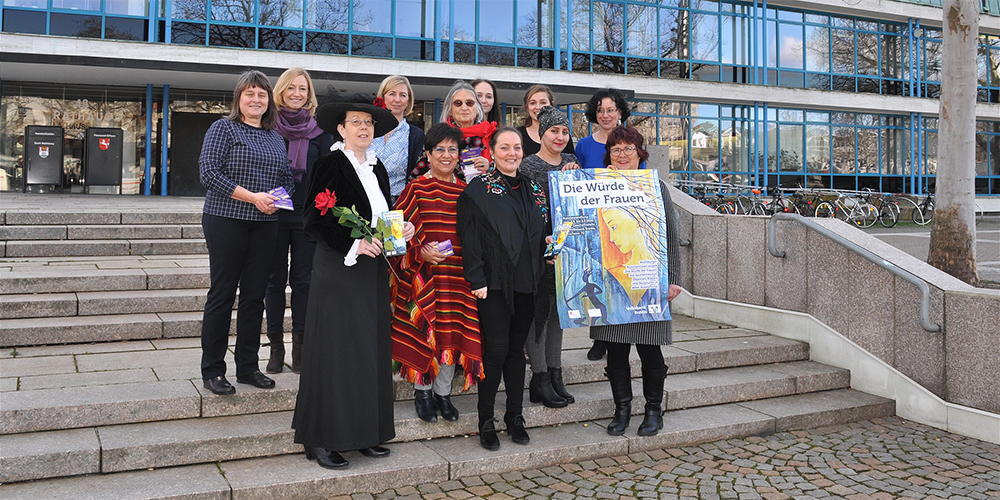 Internationaler Frauentag c Stadt Wolfsburg art