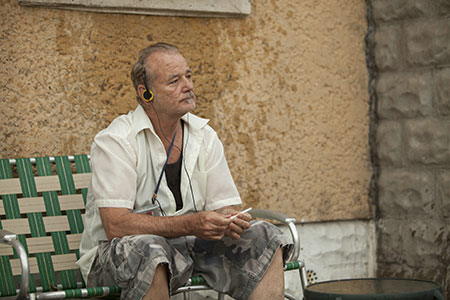 Bill Murray in Wolfsburg