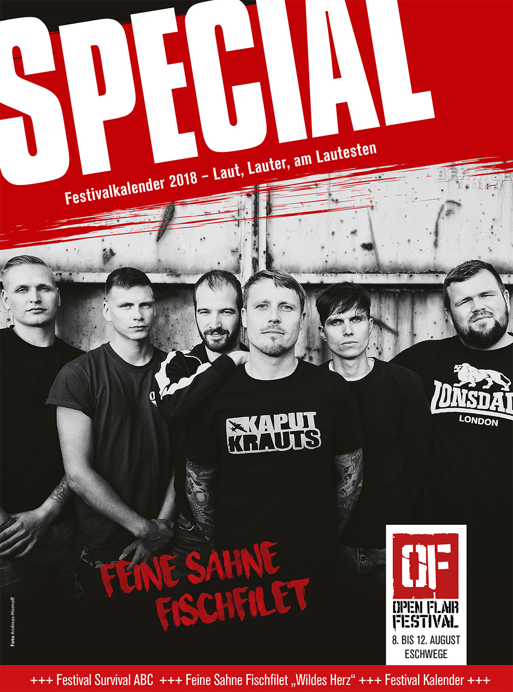 SP SUBWAY 1804 Specil Feine Sahne Art