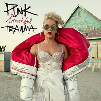 R M Pink Beautiful Trauma