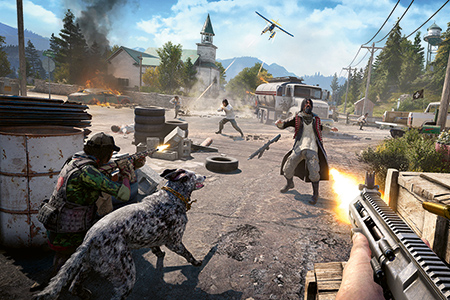 Verlosung Far Cry 5